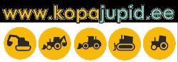 JCB CAT Case Volvo Komatsu Doosan varuosade pood